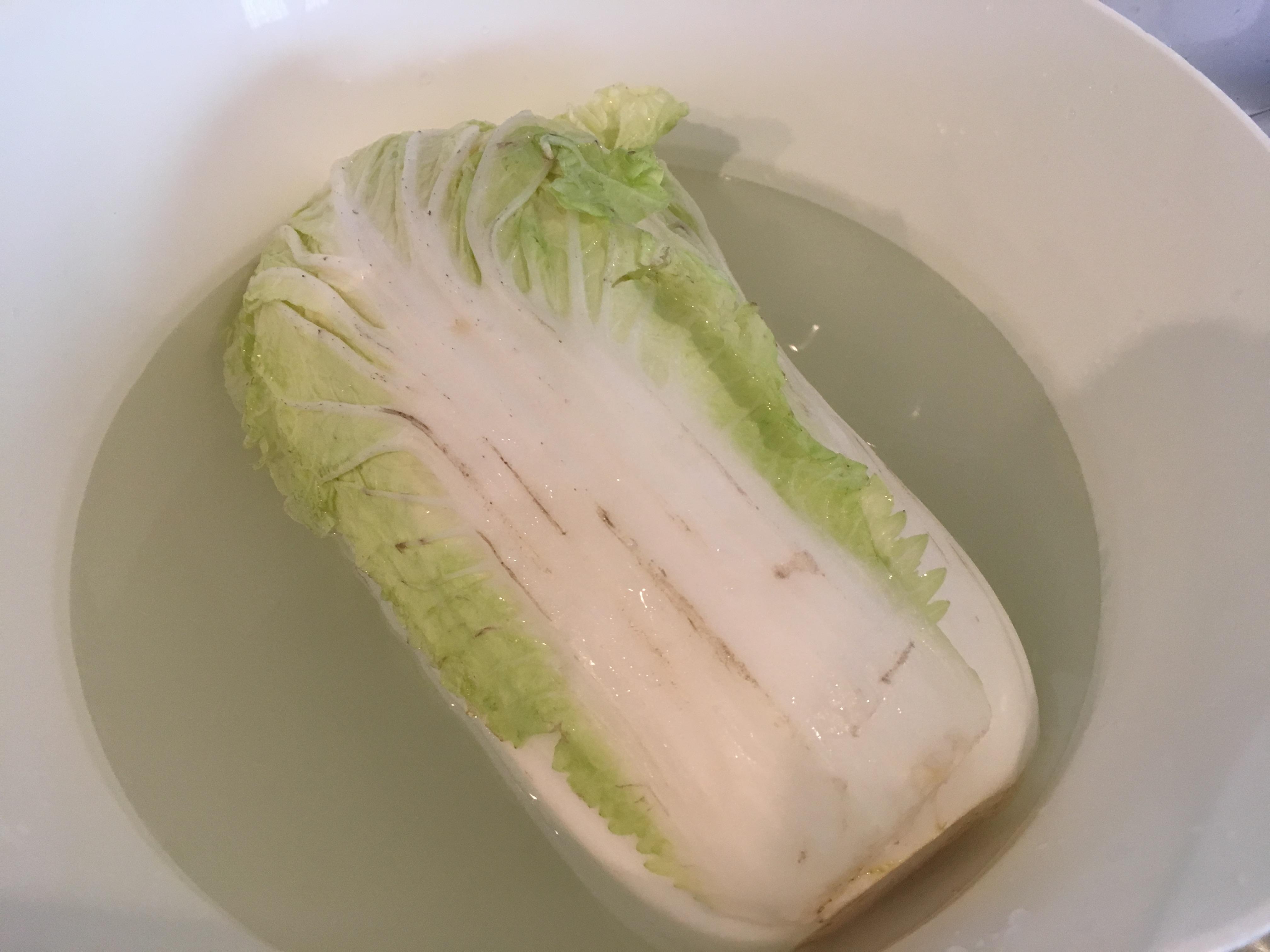 ほたてスペシャル 白菜
