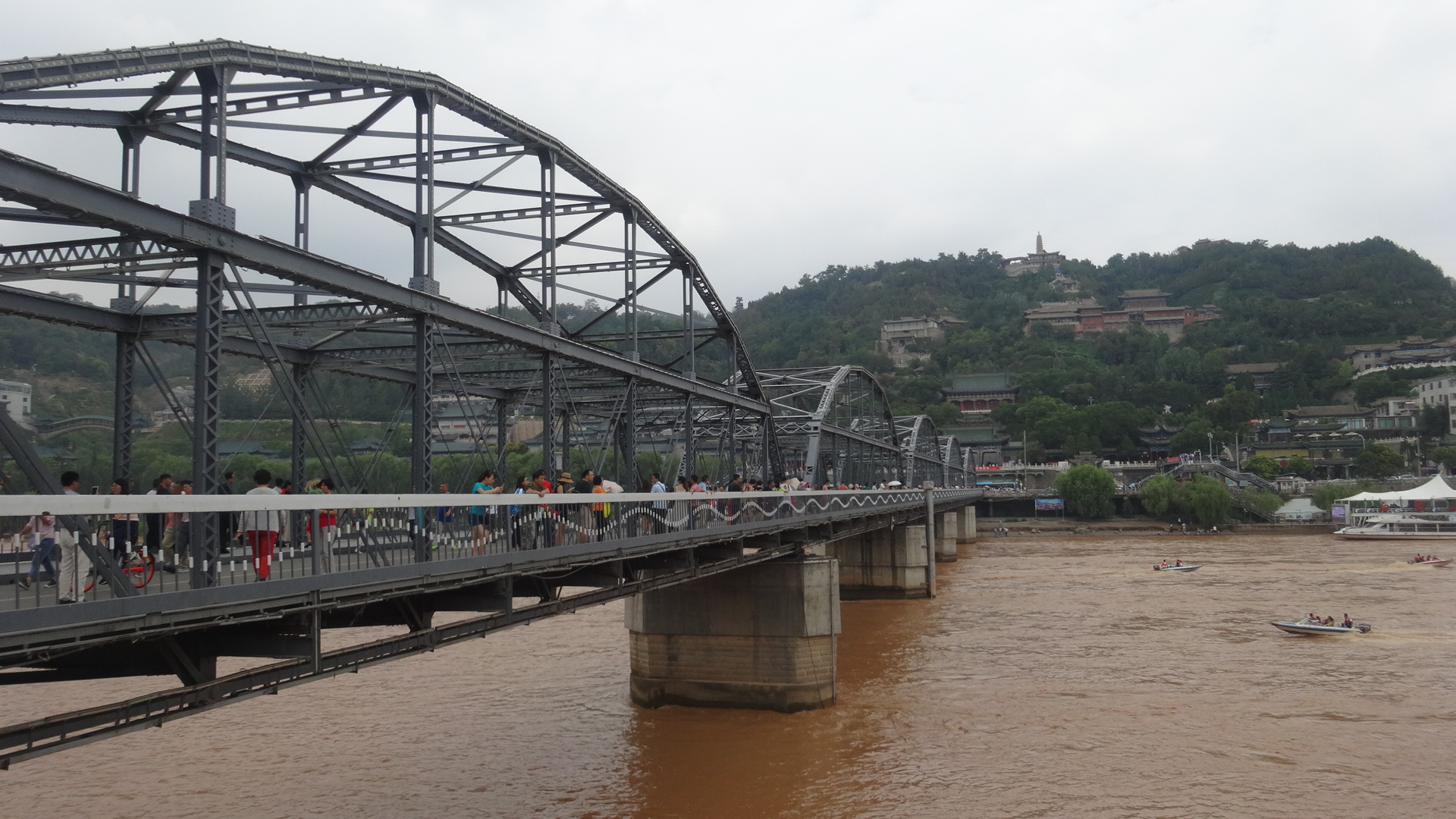 蘭州中山橋