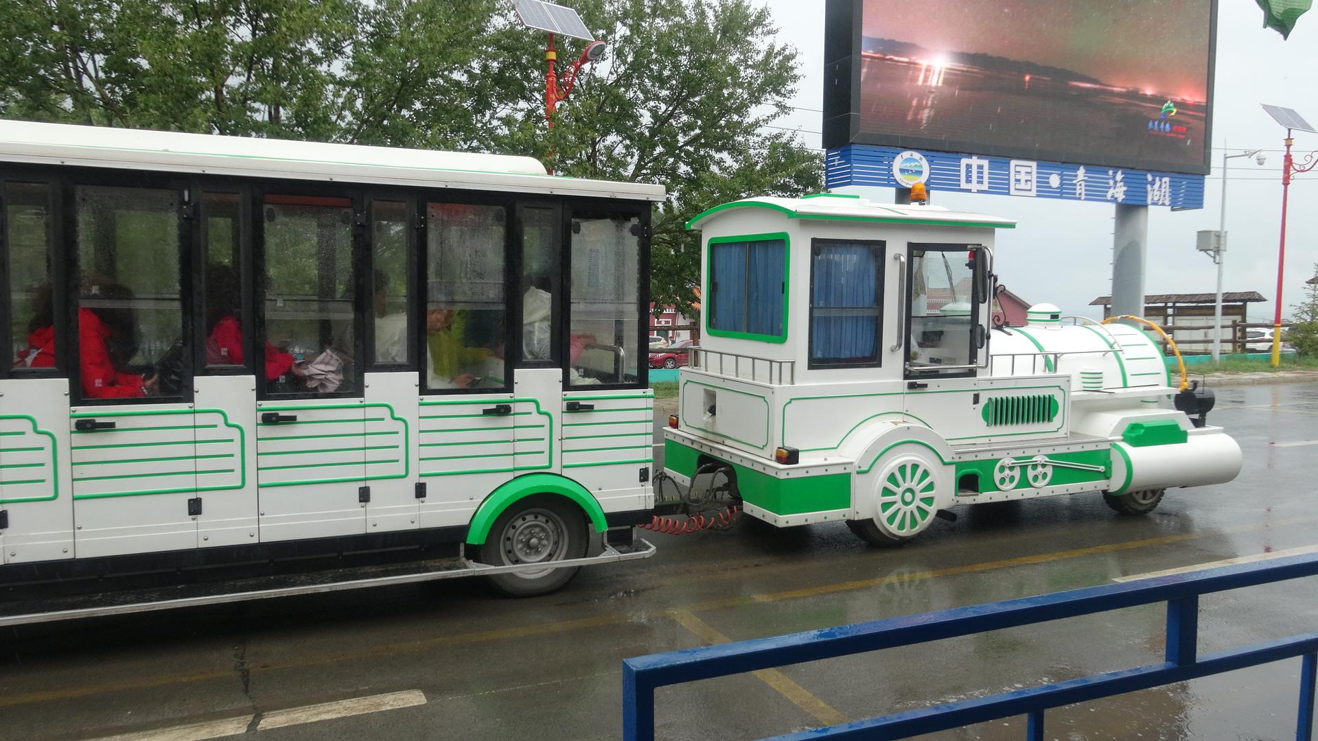 青海湖电动车