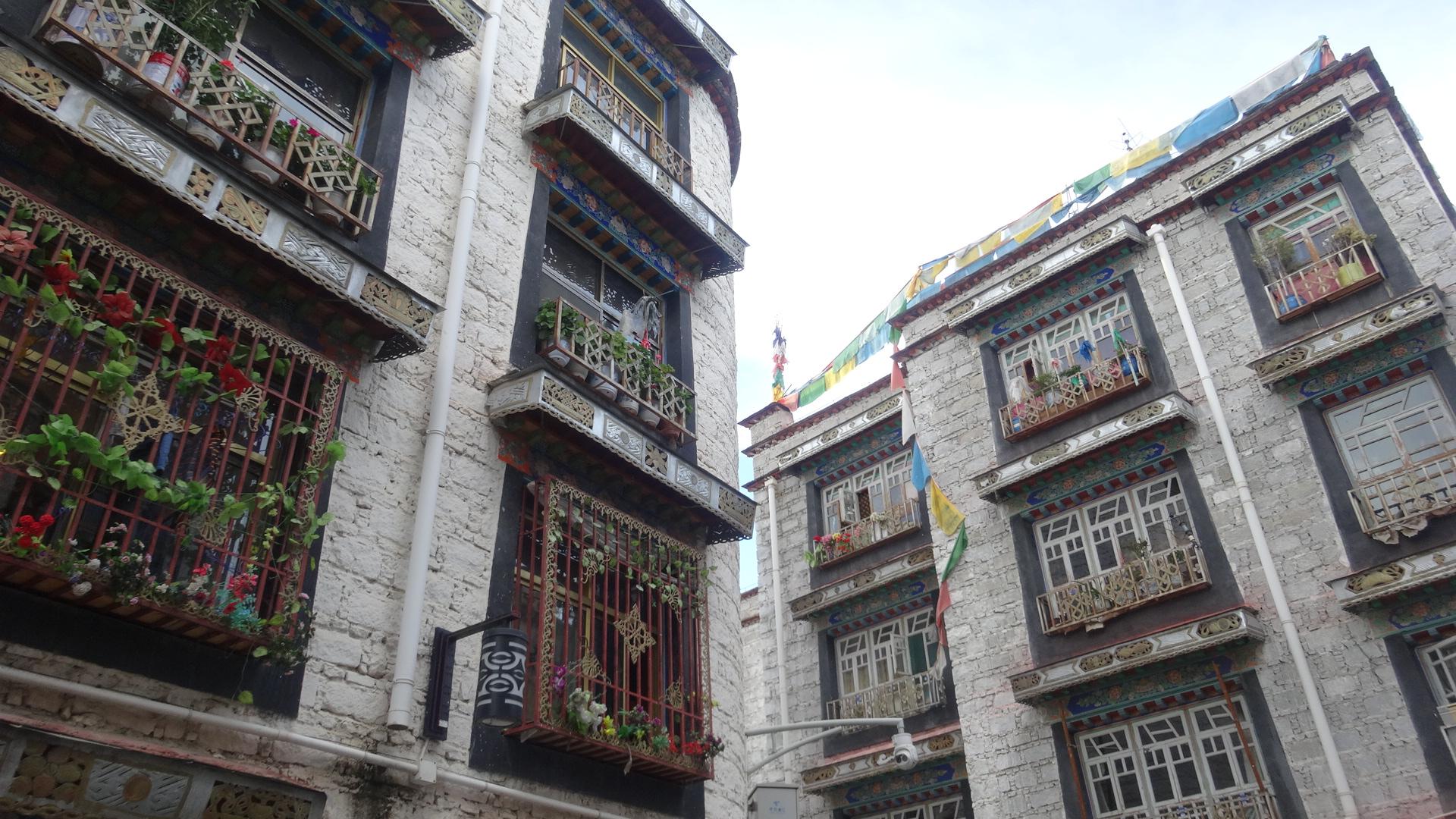 ラサ旧市街