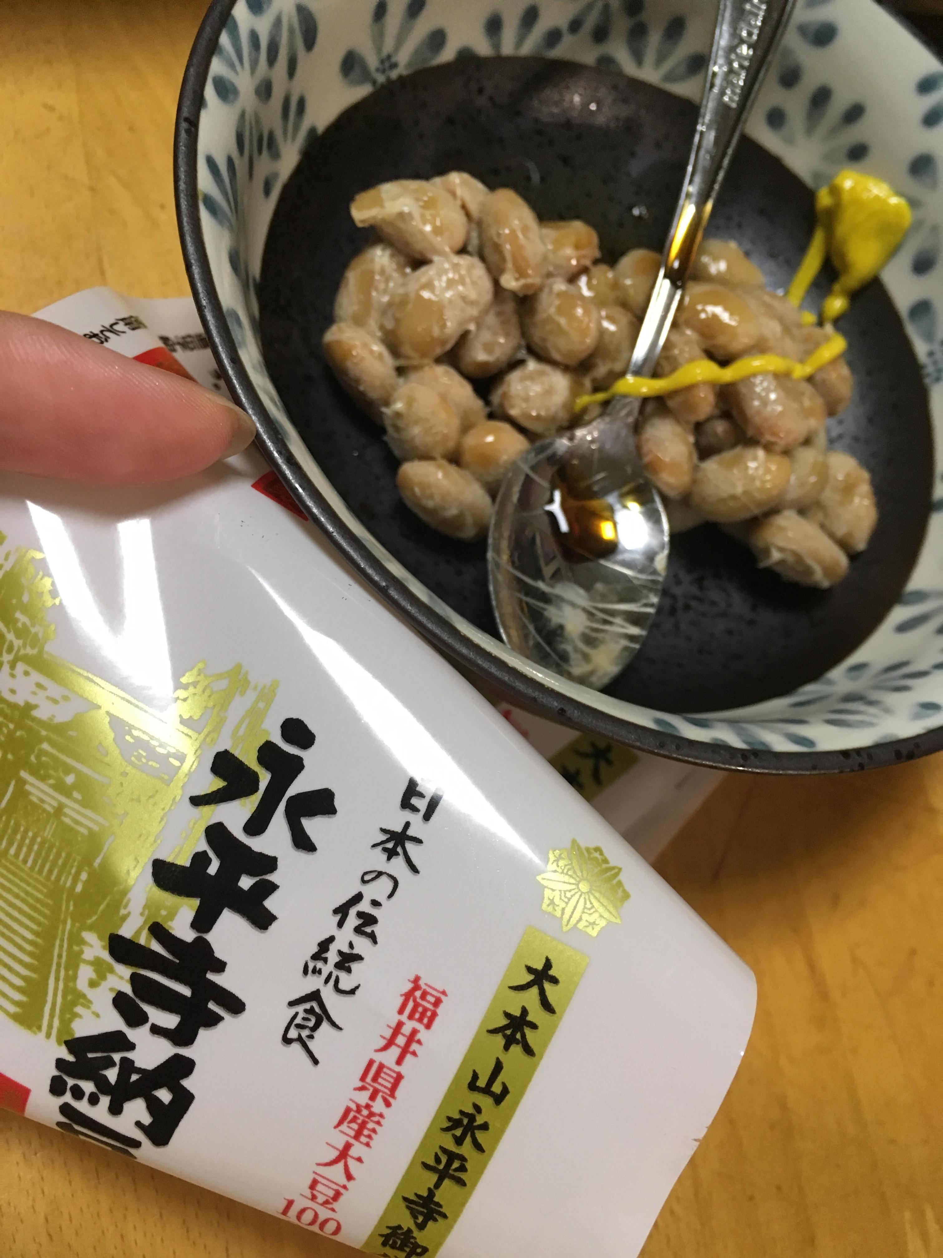 永平寺納豆