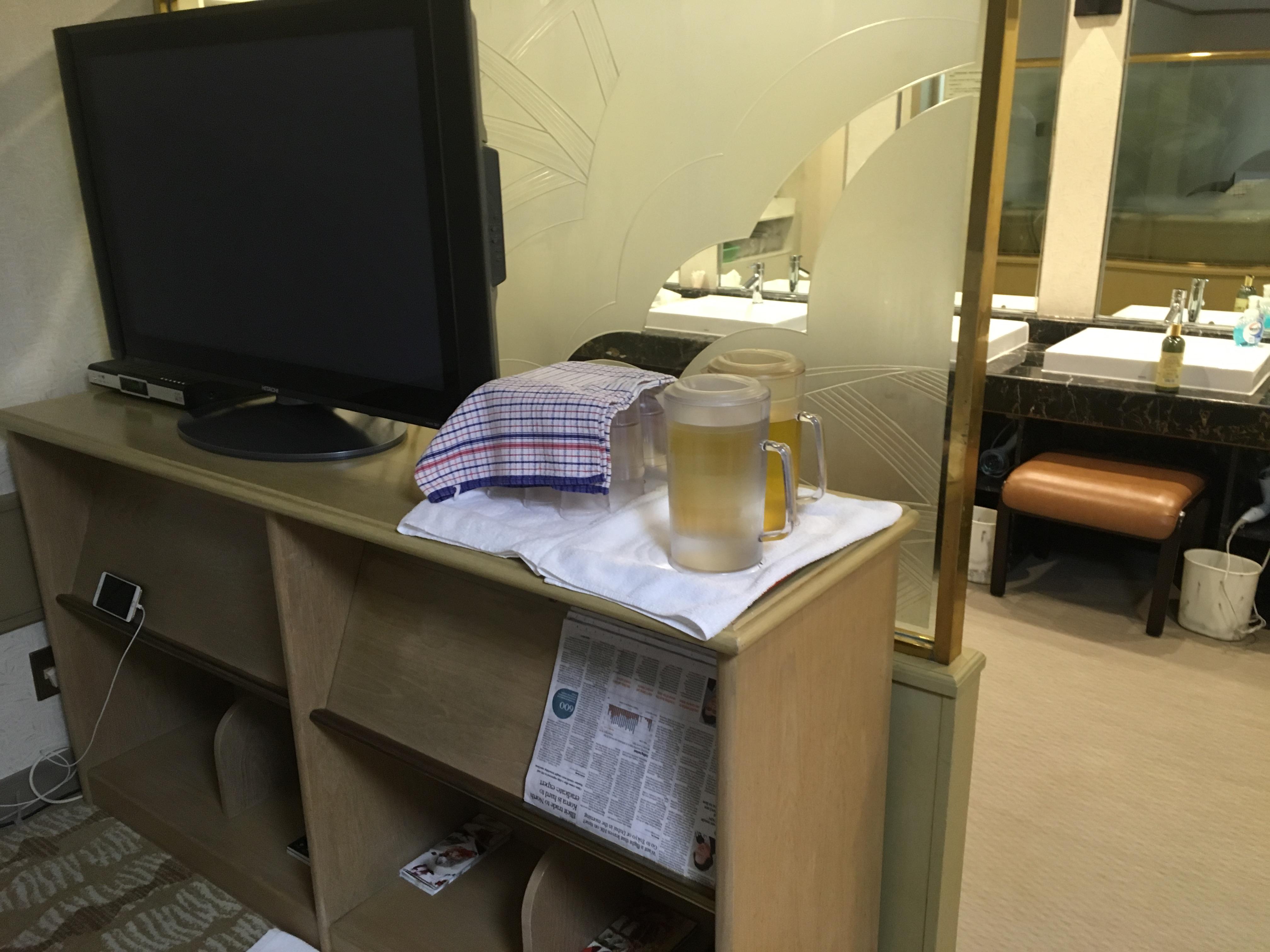 オークラガーデンホテル上海ジムプール