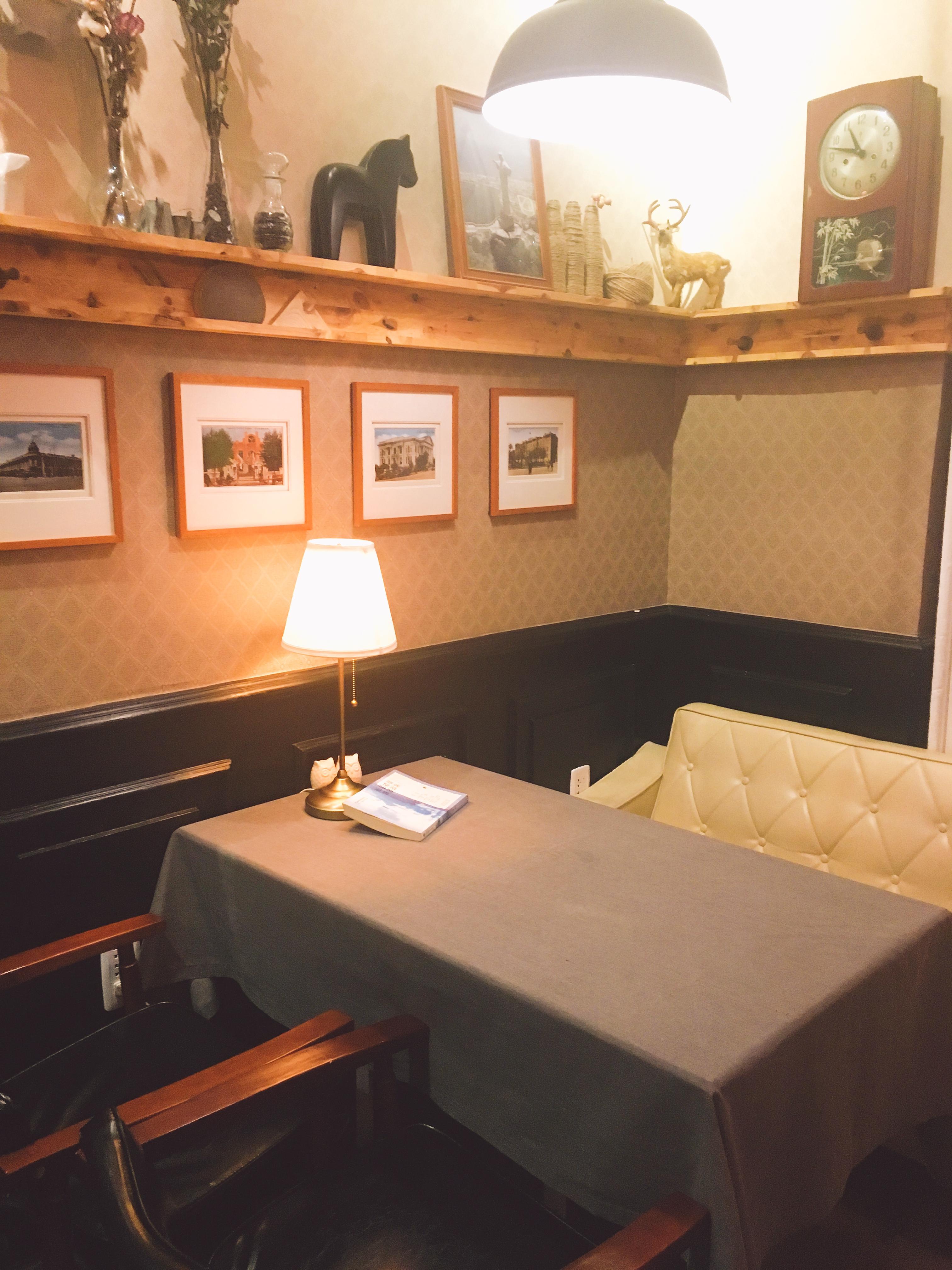 鹿鱼咖啡馆