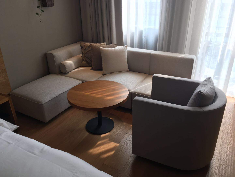 深圳MUJI HOTEL部屋
