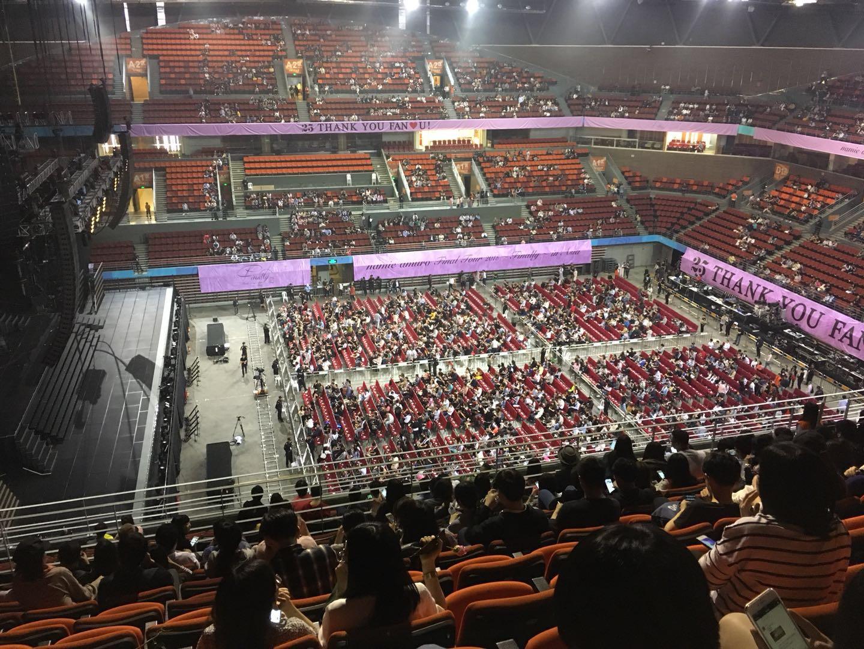 安室奈美恵深圳アジアツアー