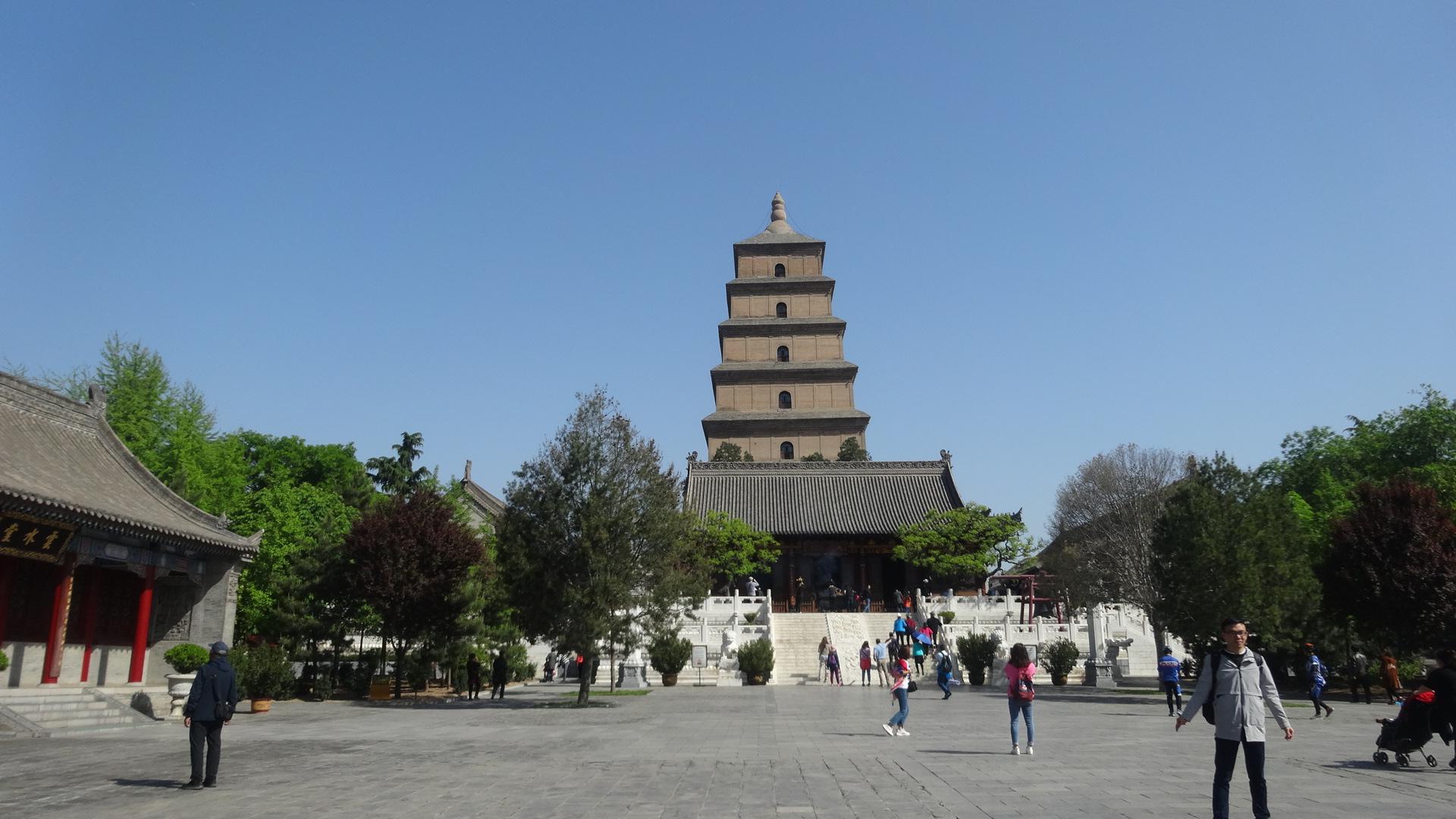 大雁塔(慈恩寺)