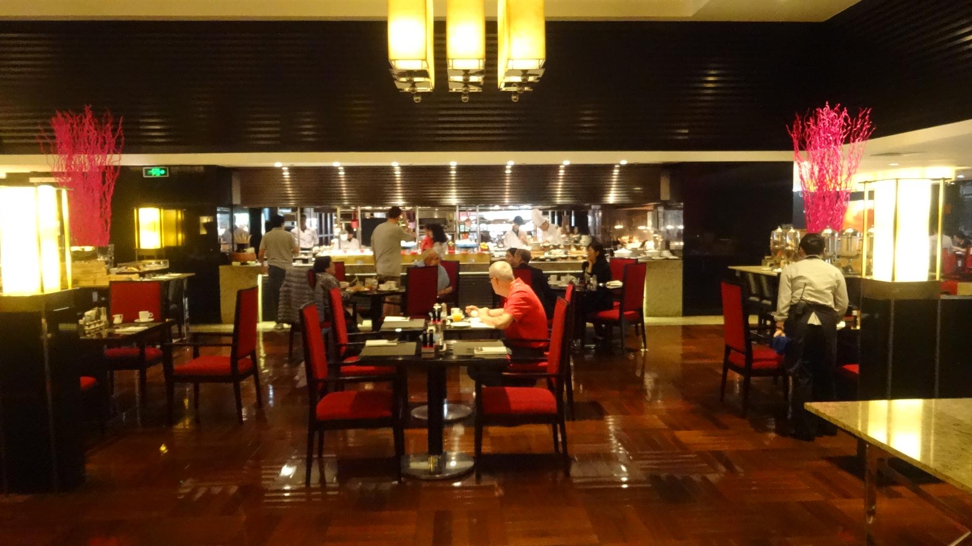 上海インターコンチネンタルホテル