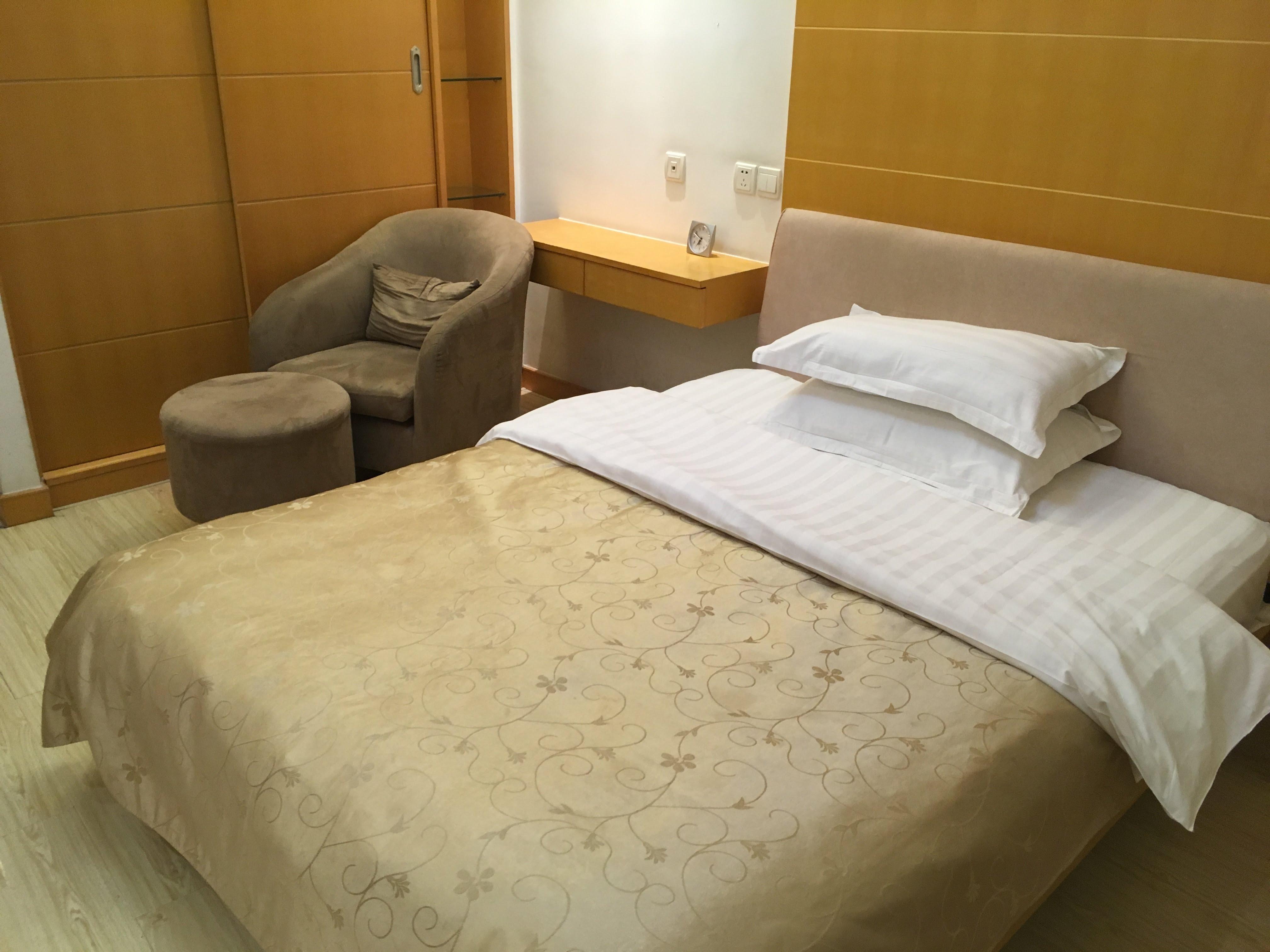 シンシーコン アパートメンツ アベスト(上海阿卑斯新時空酒店式公寓)
