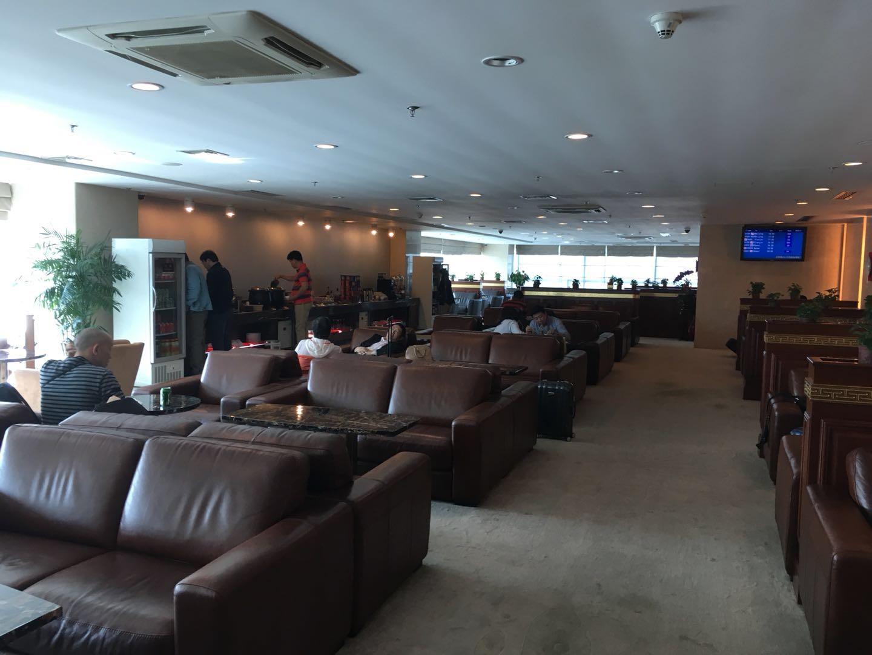 大連周水子国際空港VIPラウンジ