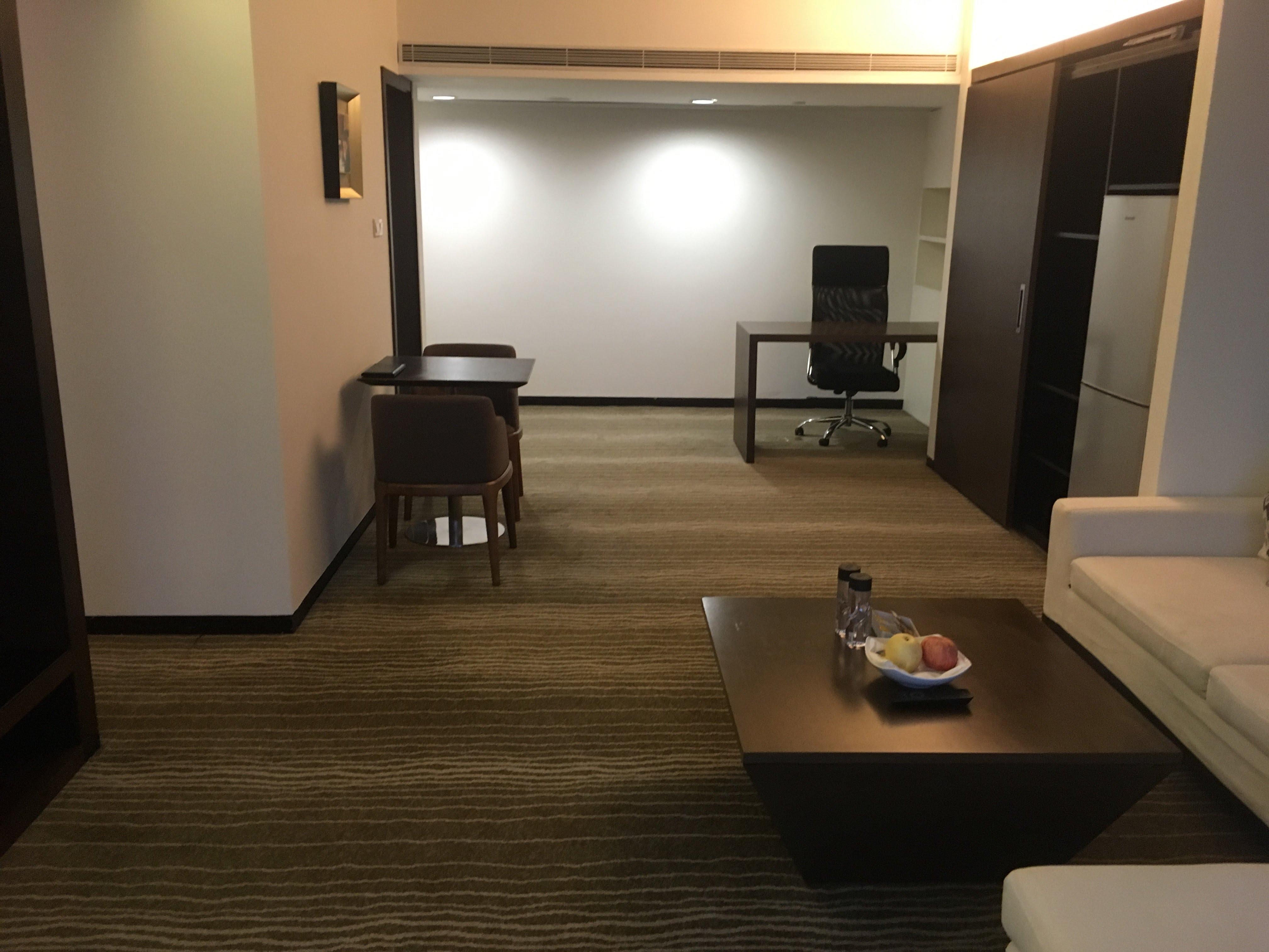 ユーワホテル広州(広州友和酒店)