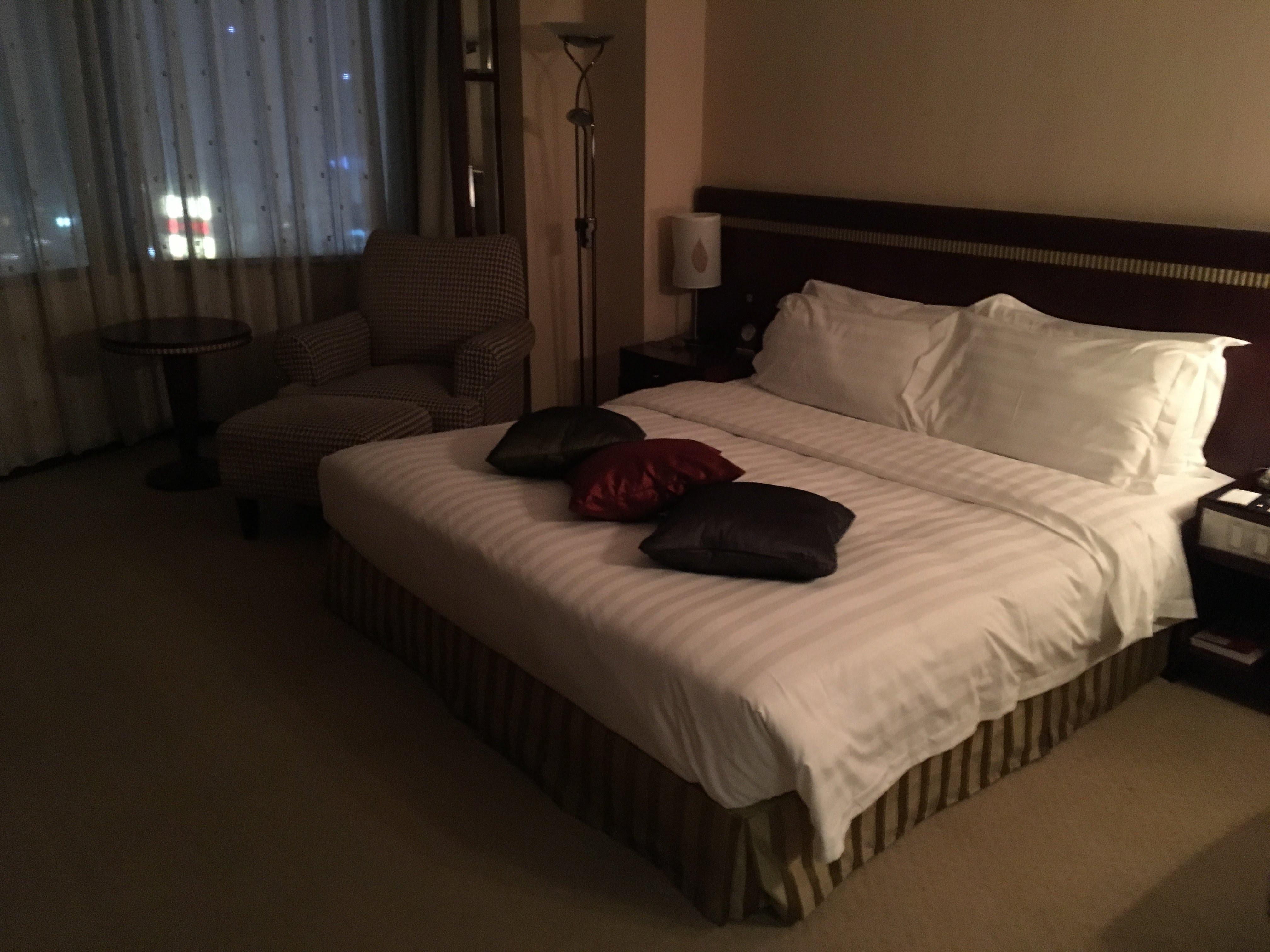 ローズディールホテルスイート(広州珀麗酒店)