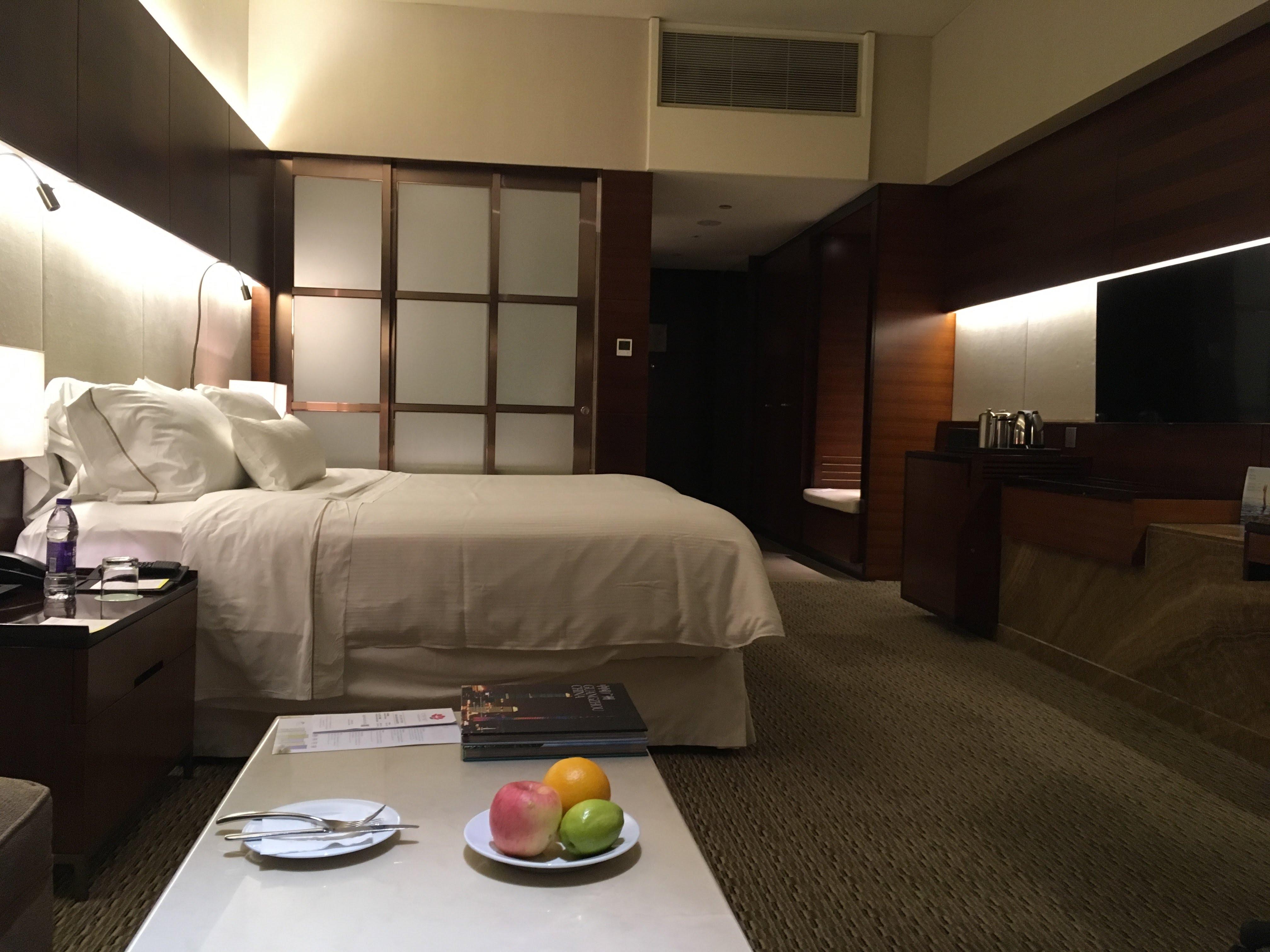ウェスティン広州(広州海航威斯汀酒店)