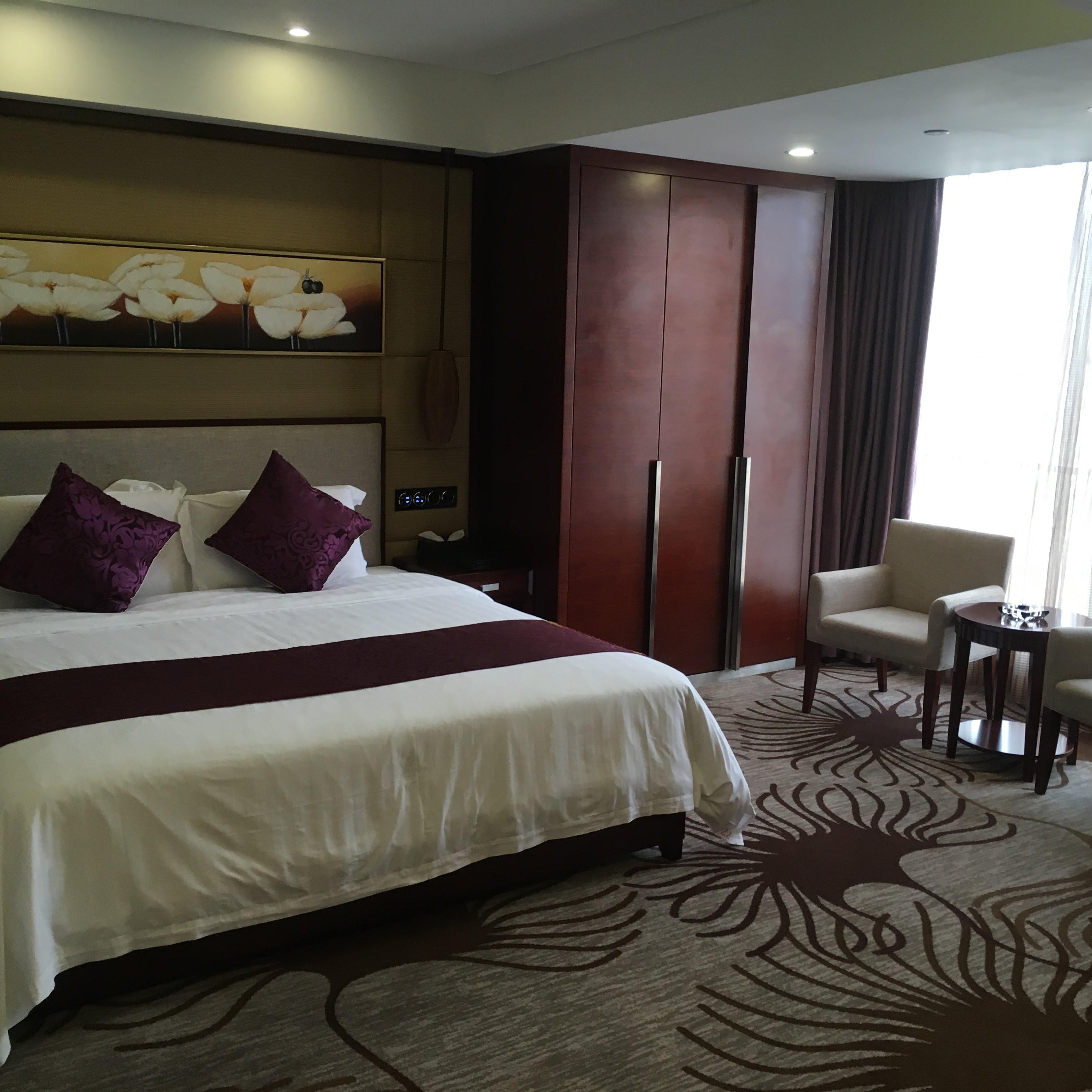 ザグアンドンリージェンシーホテル珠海(珠海粤海酒店)