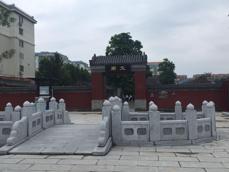 正定寺廟群文庙