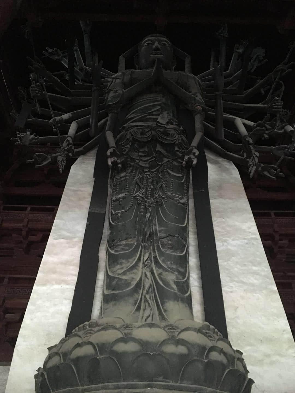 正定寺廟群隆兴寺