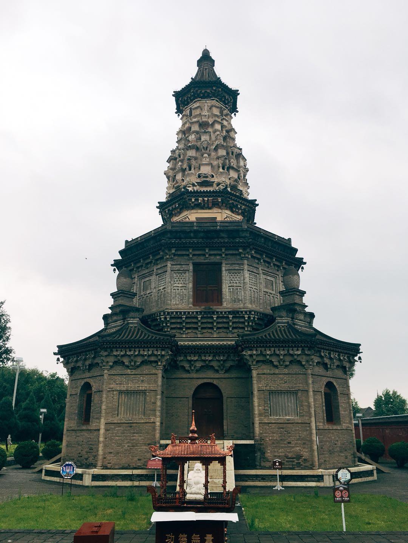 正定寺廟群広恵寺