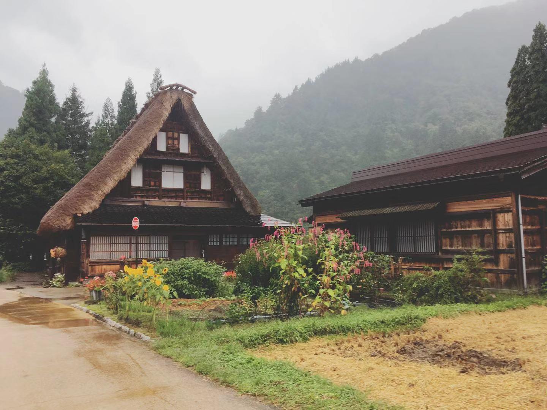 五箇山 菅沼集落