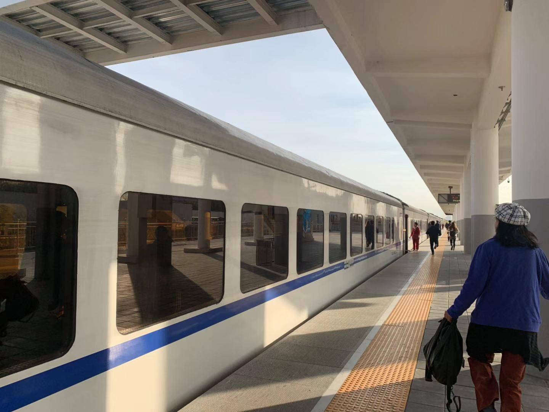 [北京]八達嶺長城行き方