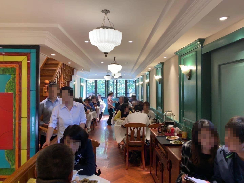 上海富春小笼