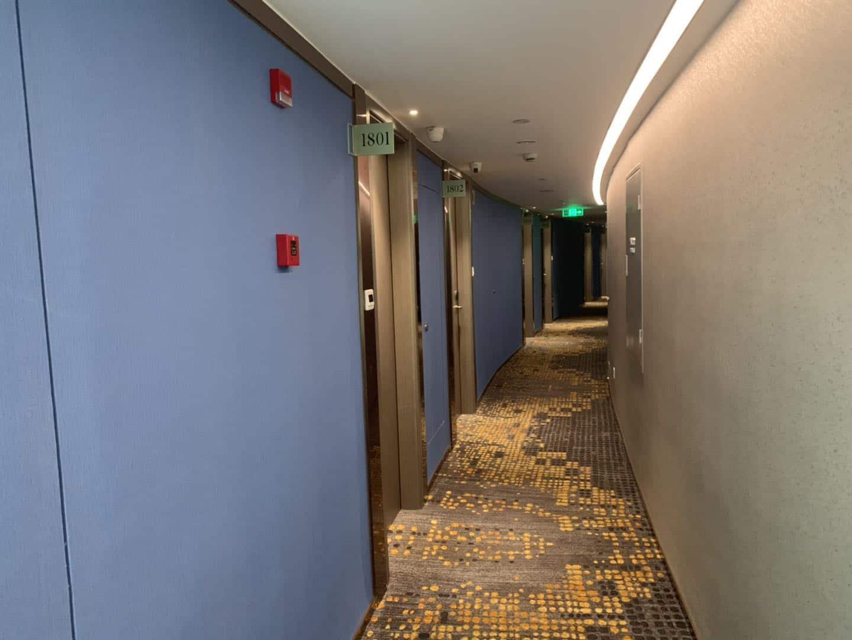 ゴールデンチューリップ上海 レインボー(上海虹橋郁錦香賓館)