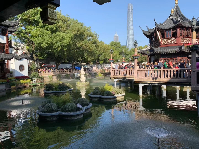 上海豫園南翔馒头店