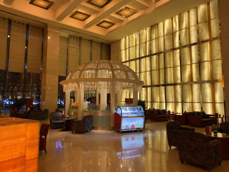 瀋陽ケンピンスキーホテル