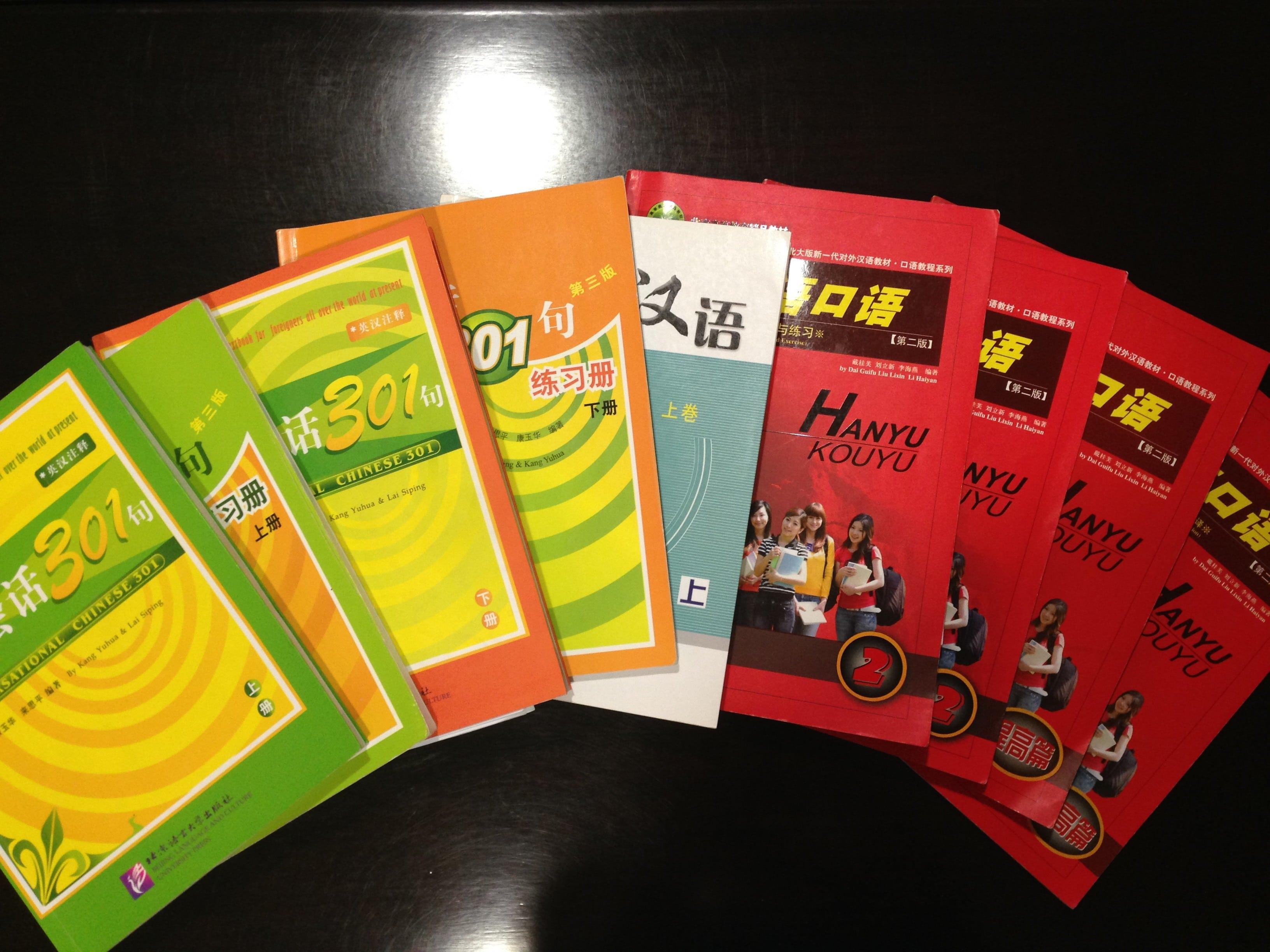 北京地球村中国語テキスト