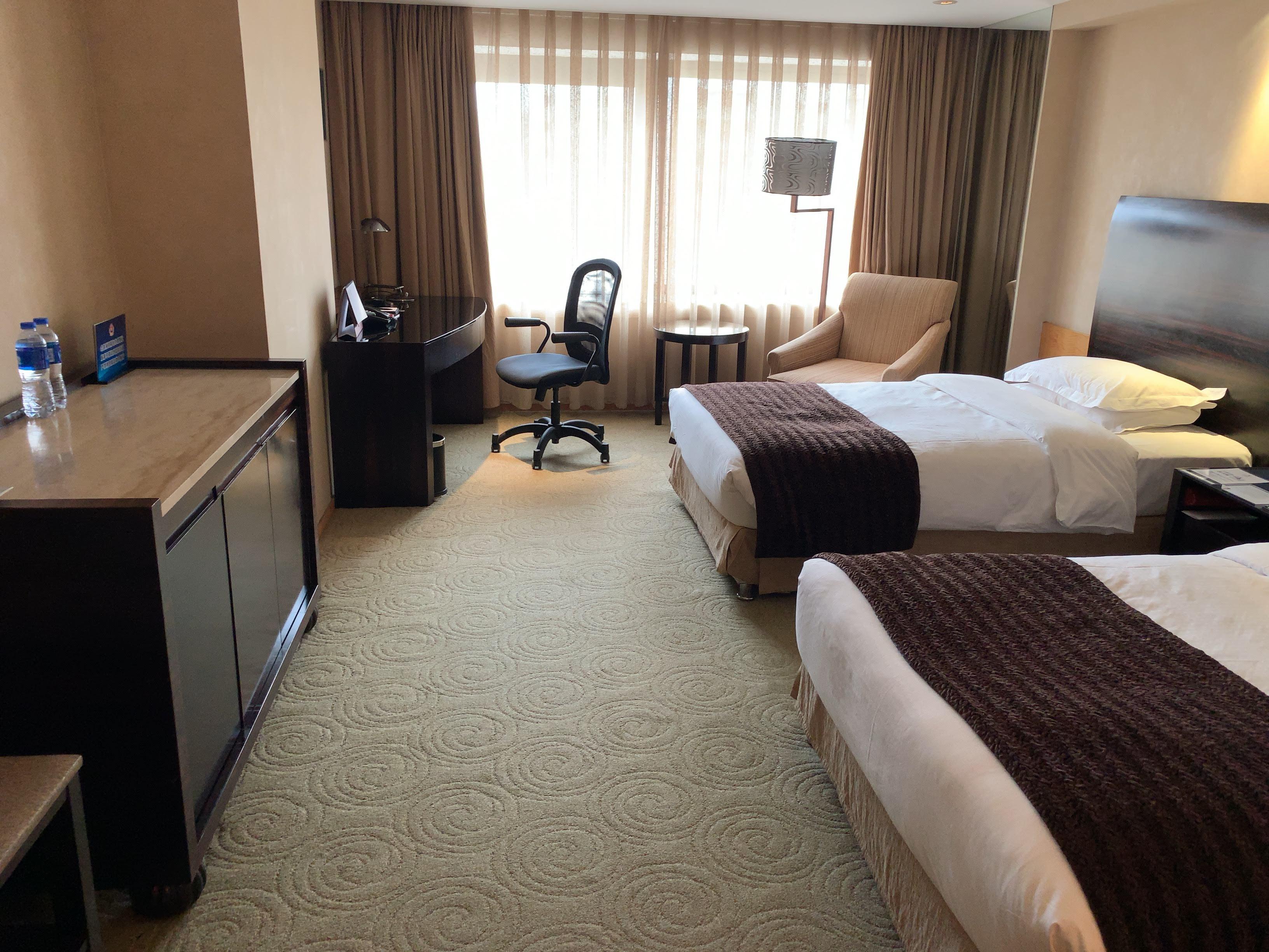 マルコポーロパークサイド(北京中奥馬哥孛羅大酒店, Marcopolo Parkside Beijing)