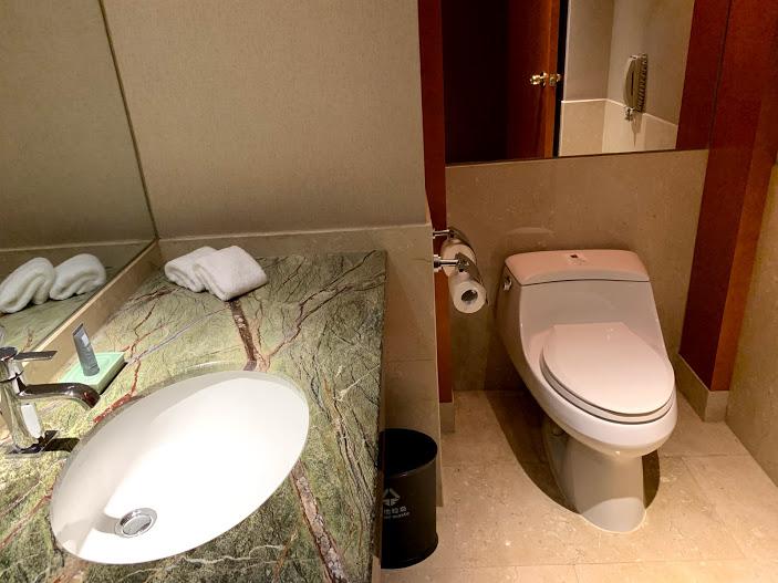 チャイナ ホテル(中国大酒店, China Hotel)