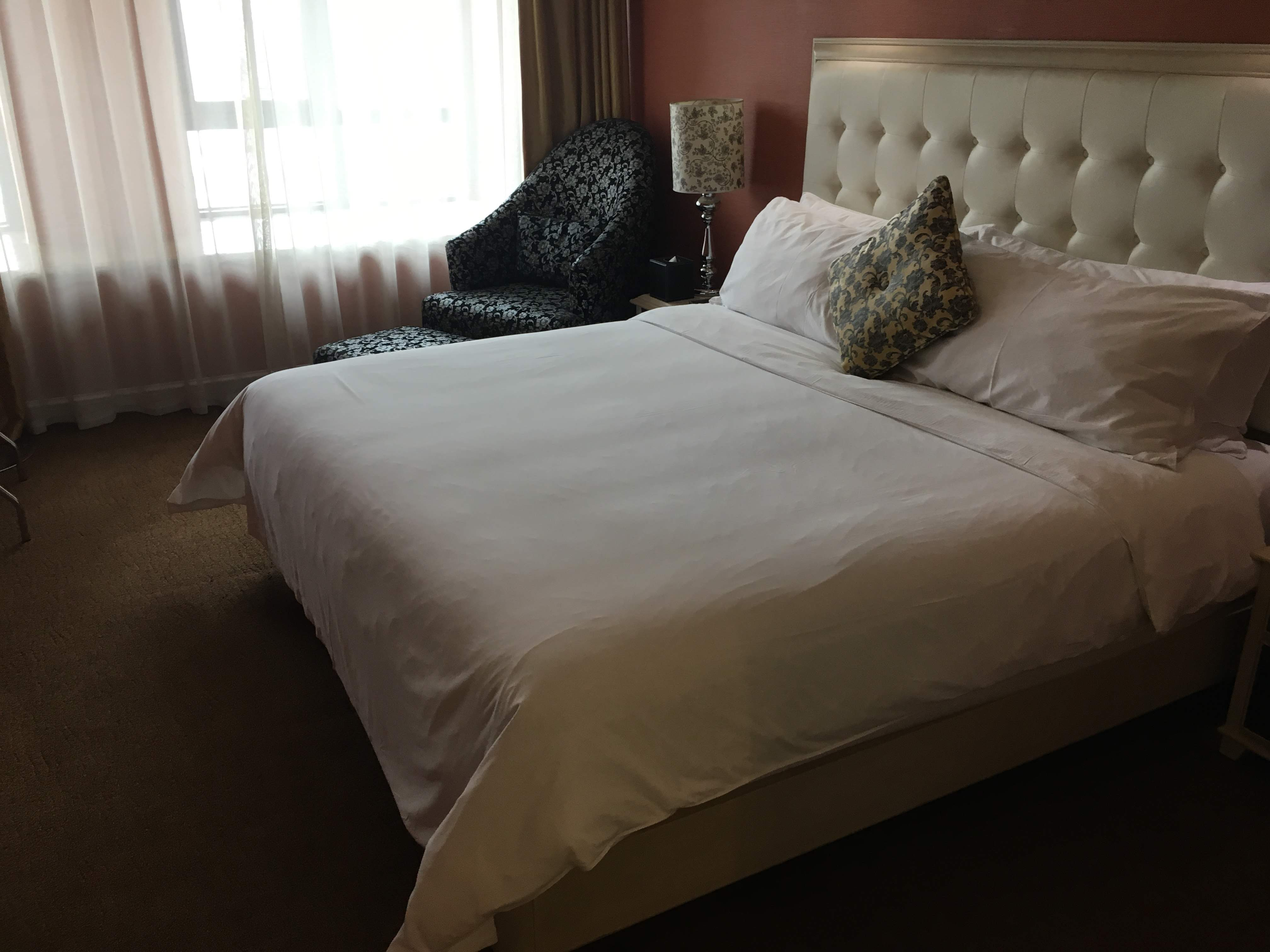 ニューシティーガーデンホテル(蘇州新城花園酒店)(New City Garden Hotel)