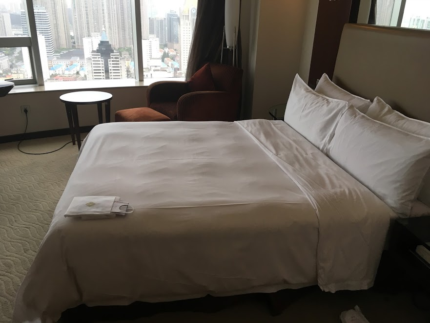 上海国信紫金山大酒店(Shanghai Grand Trustel Purple Mountain Hotel)