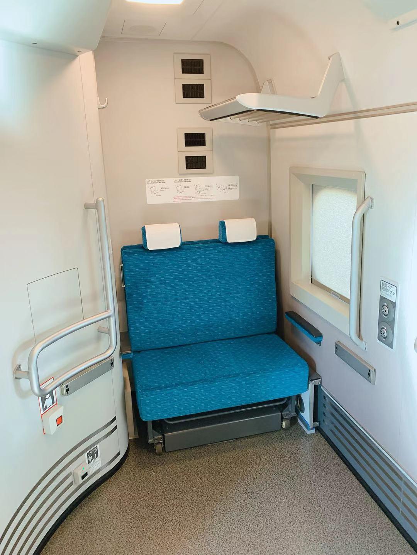 赤ちゃん連れにおすすめの新幹線11号車多目的室