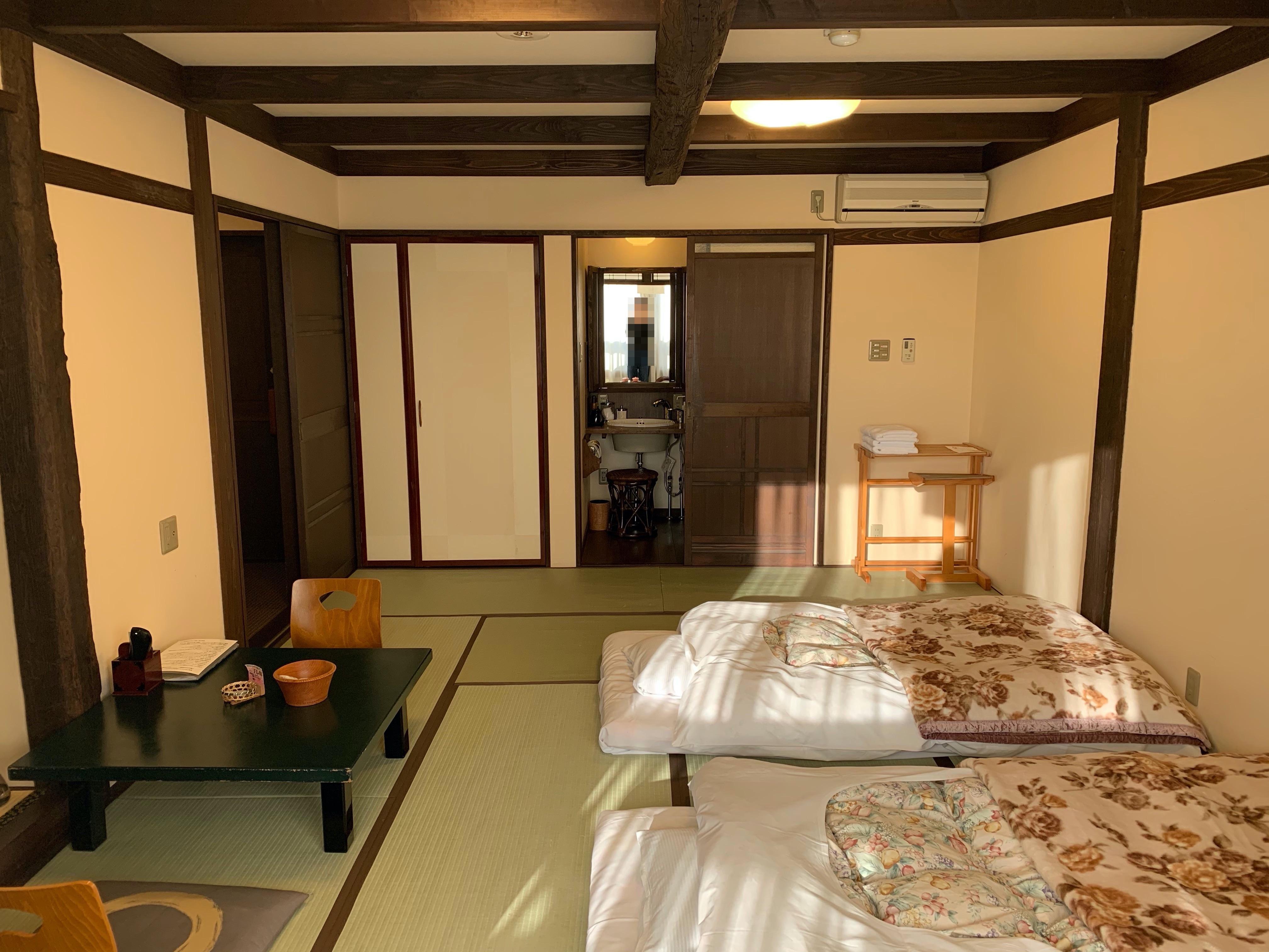くつろぎの宿トロン温泉神明山荘