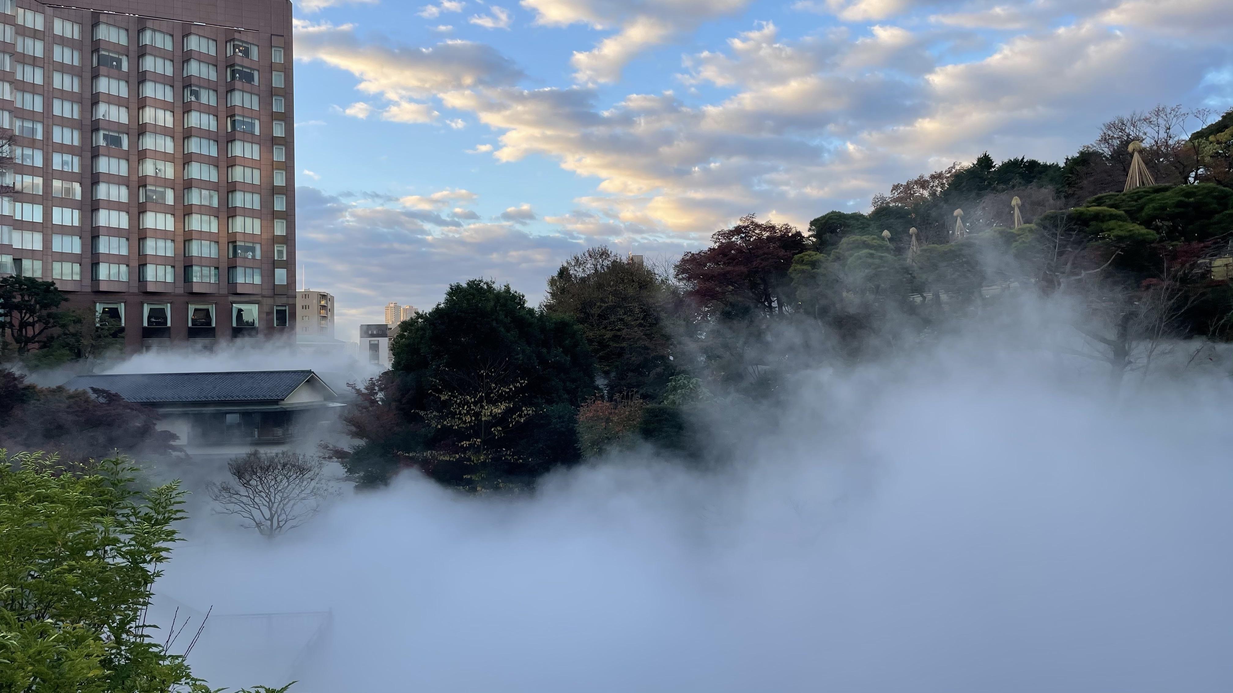 椿山荘宿泊記Bluebird Story